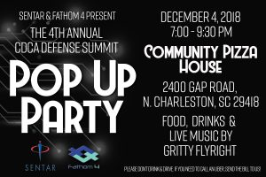 2018 CDCA Pop-Up Party Invite